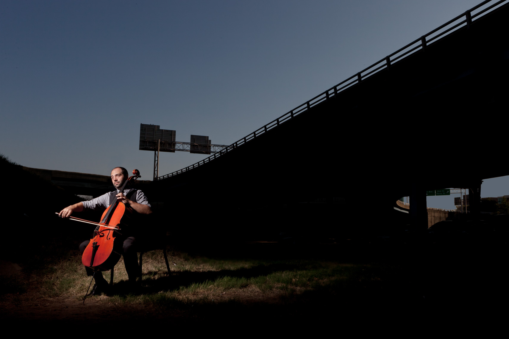 David Gerstein  cellist