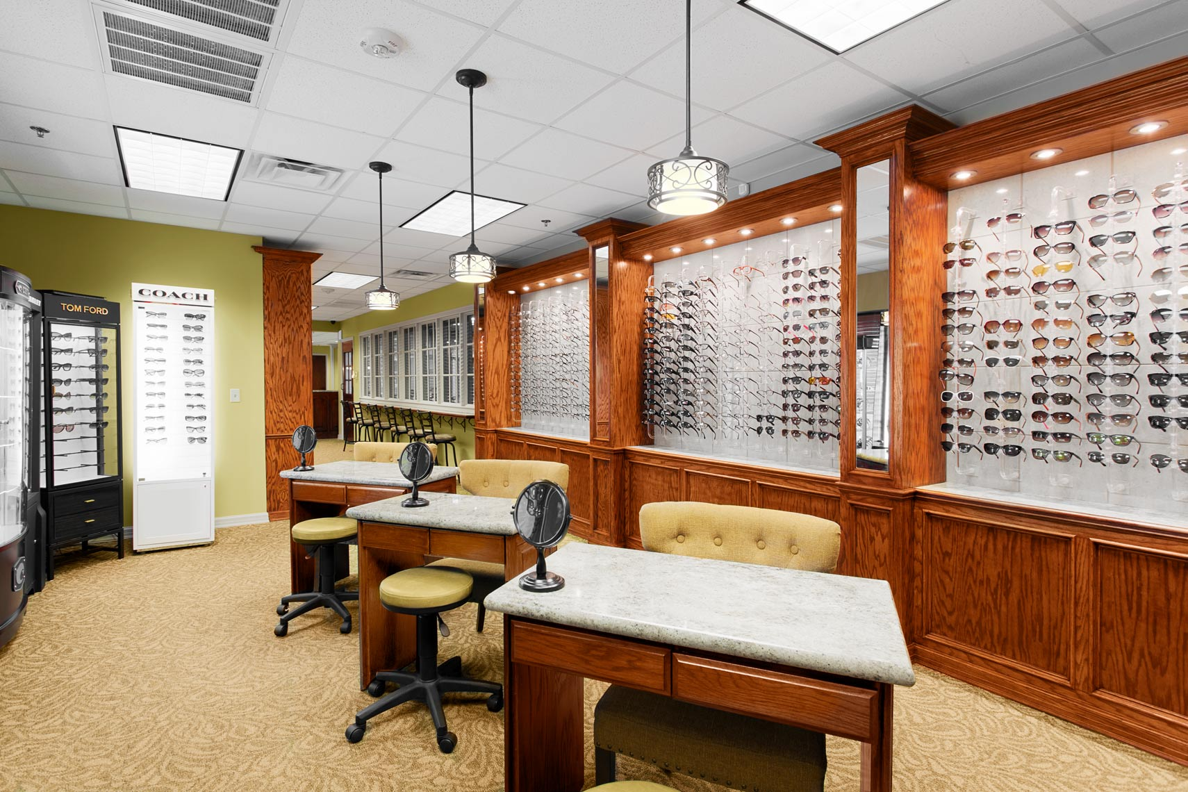 commercial photographer optometrist arkansas