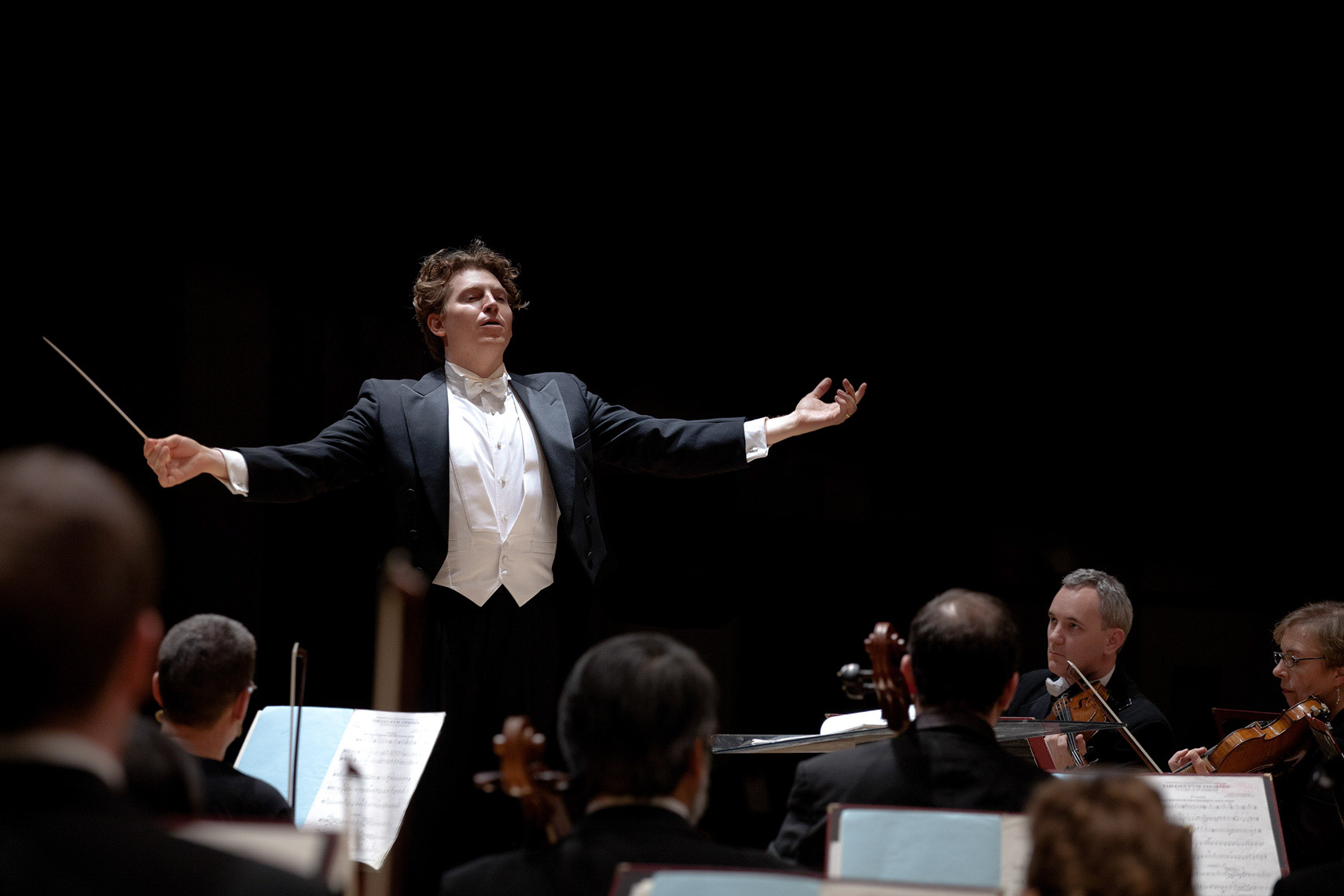 Philip Mann, conductor of Arkansas Symphony Orchestra